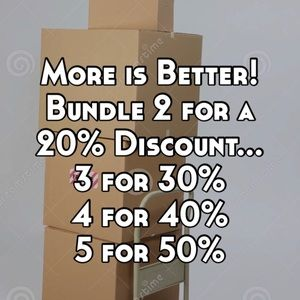 Bundle Your Likes and Get A Discount